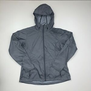 Columbia Windbreaker Jacket Size Men's XL Gray
