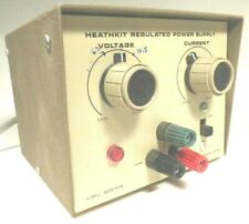Heathkit Ip 18 Regulated Power Supply Tested Working 1 15 Volts 500 Ma