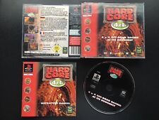 Hard Core 4 x 4 Off Road Racing BIG CASE Sony PlayStation 1 PS1 Complete