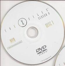 The X-Files (DVD) Replacement Disc Season 8 Disc 1 U.S. Issue Disc Only!