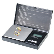 0.01g-200g Portable Digital Pocket Scale Precision Mini Jewellery Gram Weighing