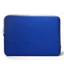 """ROYAL BLUE Zipper Sleeve Bag Case Cover for All Laptop 13"""" Macbook / Pro / Air"""