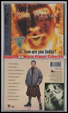"""ASHLEY MacISAAC """"Hi How Are You Today ?"""" (CD) 1996 NEUF"""