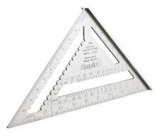 "Empire 12"" 300mm Heavy Duty Magnum Aluminium Quick Roofing Rafter Square 3990"