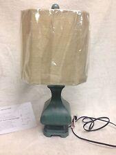 NEW River of Goods J Hunt Teal Risen Base Table Lamp /...