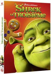 SHREK 3 Le Troisième DVD NEUF SOUS BLISTER