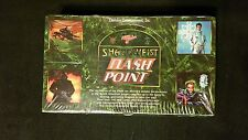 ShadowFist CCG Flash Point expansion set factory sealed booster box (pack x30)