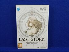 wii LAST STORY The, An Action Packed RPG Adventure Nintendo PAL UK Version