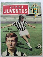 HURRA' JUVENTUS N. 7 LUGLIO 1967 LETTERA ARTICOLO PELE' COPPA DEI CAMPIONI