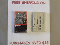 THE TUBES NOW CASSETTE