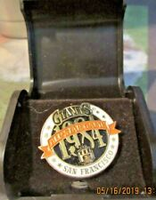 1984 SAN FRANCISCO GIANTS ALL STAR GAME PIN