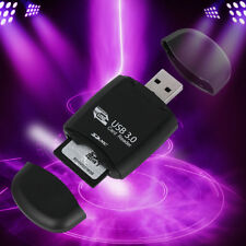 USB 3.0 Micro SD TF SDHC SDXC MMC Card Reader High Speed 5Gbps 2018
