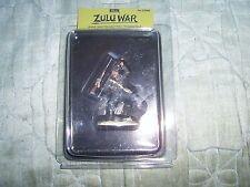 W BRITAINS ZULU WAR #20072 BRITISH 24TH FOOT OFFICER IN PATROL JACKET NO.1