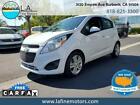 2014 Chevrolet Spark 1LT Auto 2014 Chevrolet Spark 1LT Auto 99242 Miles White Hatchback 1.2L L4 16V DOHC Autom