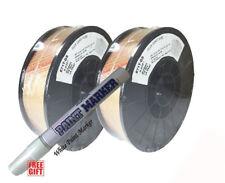 2 x 10lb .030 E71T-GS Flux Cored Gasless Weld Wire - USA MADE