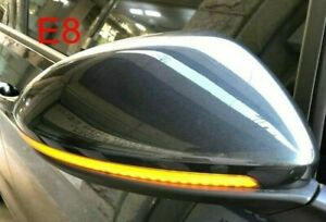 Paire De Clignotant dynamique LED pour VW Golf 7 MK7 7.5 GTI R GTD R LINE