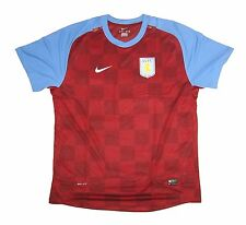 Aston Villa maglia Nike 2011/12 PLAYER ISSUE SHIRT JERSEY MAILLOT CAMISETA XXL