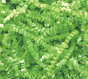 16 Colors ~ 3.6 oz Crinkle Cut Paper Shred Gift Bag Basket Grass Filler Bedding