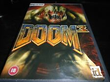 Doom 3   Pc game  shooter