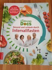 Die Ernährungs DOCS Gesund und schlank durch Intervallfasten - Das neue Buch