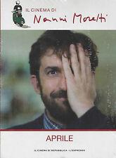 Dvd **APRILE** di Nanni Moretti nuovo Digipak 1998