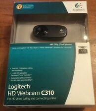 Logitech HD Webcam C310 New In Box - HD 720