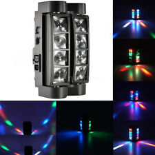 60W LED 4in1 RGBW Moving Head Light Spider Stage Lighting DMX512 DJ Disco Party