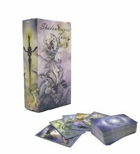 Shadowscapes Tarot Deck Cards Game Divination Mystic Raindrop Water Proof  78pcs