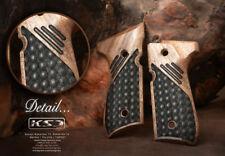 Beretta 92FS 96 98 M9 Wood Grips