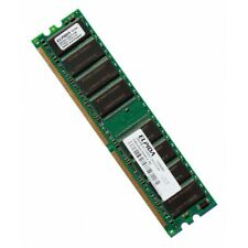 3 pcs ELPIDA 256MB PC3200U DDR DESKTOP MEMORY