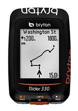 Bryton Rider 330h GPS Ciclocomputer Pulsómetro