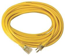 WOODS YELLOW JACKET 2884 CONTRACTOR HEAVY DUTY 12/3 X 50 FT EXTENSION DROP CORD