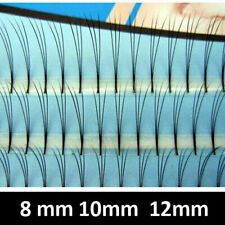 New Mix Size 8/10/12mm 3 Tray*135Pcs Natural Long False Eyelash Extension Kit