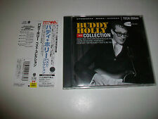 BUDDY HOLLY - RARE JAPAN CD - ROCKABILLY - BEST COLLECTION - OUT OF PRINT