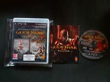 GOD OF WAR COLLECTION  - PS3 PLAYSTATION - PAL ESPAÑA - COMPLETO