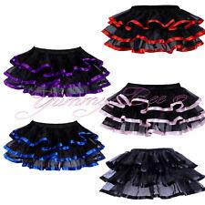 Yummy Bee Tutu Skirt Frilly Plus Size 6-24 Fancy Dress Party Burlesque Women Tul