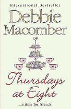 Thursdays at Eight (MIRA), Macomber, Debbie, New Book