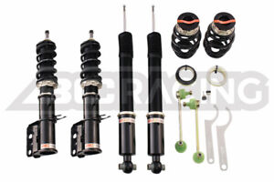 BC Racing BR Coilovers DAMPERS SHOCKS SPRINGS Kit FOR PONTIAC GTO 2004-2006