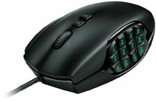 Logitech G600 MMO Gaming Mouse PC Mouse PC &Mac 8200 dpi RGB Backlit 20 Buttons