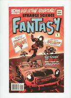 Strange Science Fantasy #1 IDW Publishing Comic