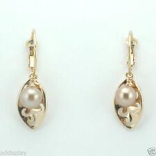 Pearl Alloy Drop/Dangle Fashion Earrings