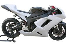 2007-2008 07 08 Kawasaki Zx6 Zx6r Race Bodywork / Fairing w/ Superbike Tail