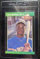 1989 DONRUSS THE ROOKIES #3 KEN GRIFFEY JR ROOKIE CARD RC SEATTLE MARINERS HOF