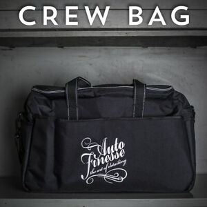 Auto Finesse Crew Bag große Tasche zum Aufbewahren z.B. Glisten Spritz Total etc