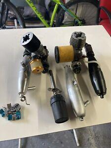 Nitro Engine Rc Car Losi Traxxas Hpi
