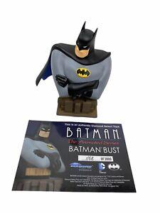 Diamond DC Comics Batman Animated Series Batman Bust Limited 1168/3000 🔥
