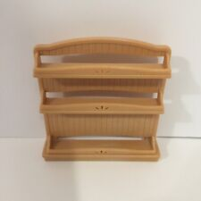 Sylvanian Families Calico Critters Supermarket Replacement Store Rack Shelves