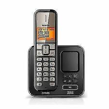 Philips Se2751b/05 Digital DECT Phone With Answering Machine