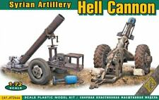 Ace 1/72 Hell Cannon Syrian Artillery # 72444