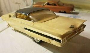 Original SMP AMT1960 Chevrolet Impala Hardtop Built model 1/25